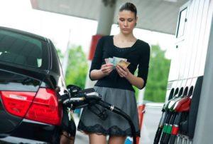 Розничная цена на топливо растет