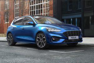 Ford Focus гибрид начали продавать в Европе