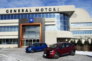 General Motors будет поставлять автомобили для армии США
