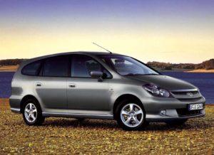 Хонда Стрим обзор, характеристики, цены.