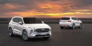 Hyundai Santa Fe – новинка 2020 года