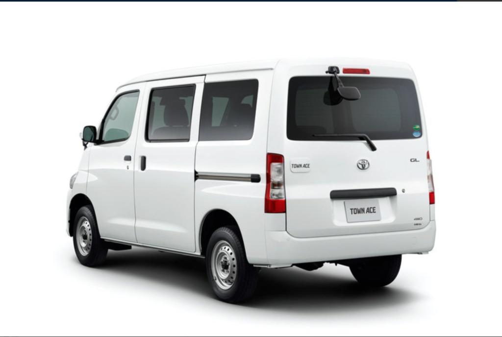 Toyota Town Ace/Daihatsu Gran Max