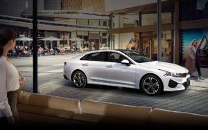 Kia переименует Kia Optima для российского рынка в Kia K5