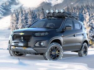 Новая Chevrolet Niva появится через три года