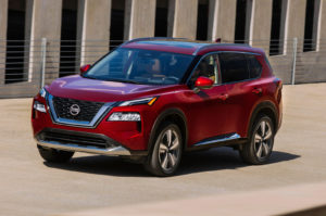 Новый Nissan X-Trail стал удобнее для семейных поездок