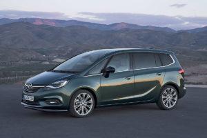 Opel Zafira 2019 года – привычный нам минивэн