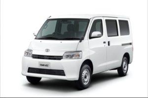 Toyota TownAce и Daihatsu Gran Max подвергли крупной модернизации