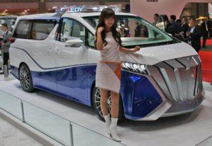 Toyota Alphard Hercule – Японский Maybach от Toyota