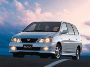 Toyota Gaia -проверенный временем минивэн