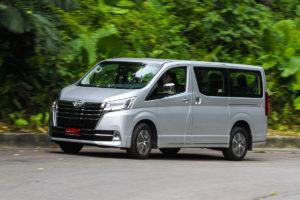Toyota Majesty премиальный бизнес минивэн