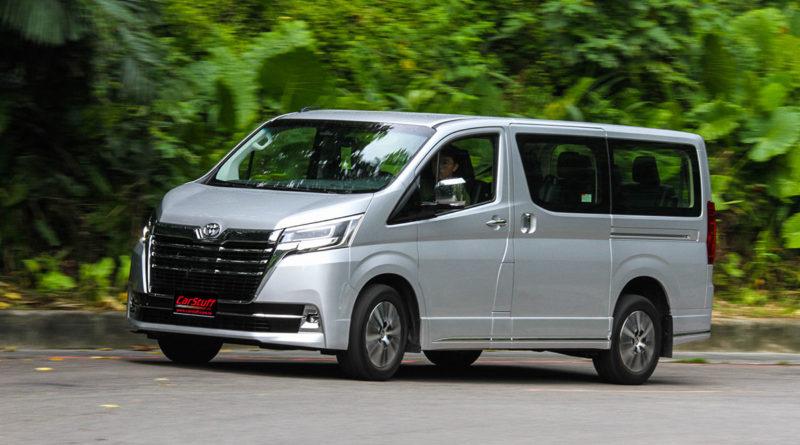 Toyota Majesty