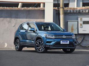 Volkswagen Tharu бьёт рекорды продаж