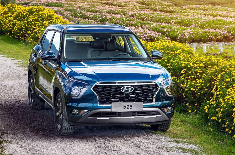 Hyundai Creta второго поколения