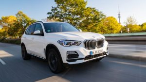 BMW X5 Hydrogen Next на водородном топливе в 2022 году