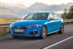 Отзывная компания Audi