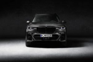 BMW X7 Dark Shadow Edition с эксклюзивным дизайном