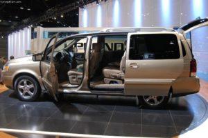 Chevrolet Uplander – надёжность и комфорт