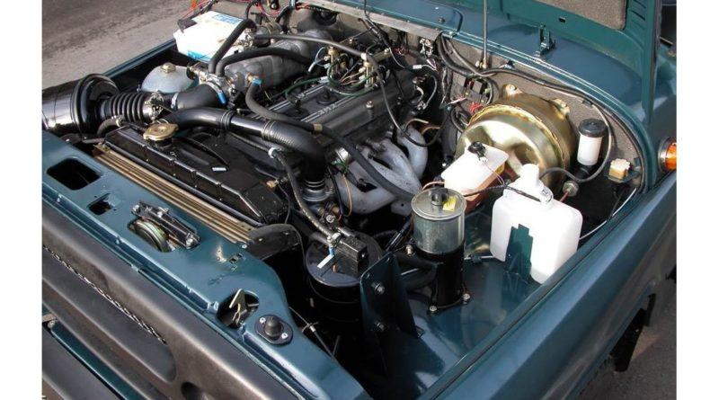 Дизельный мотор на УАЗ