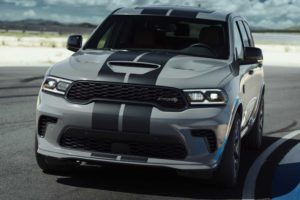Dodge представила супермощные Durang и Charger