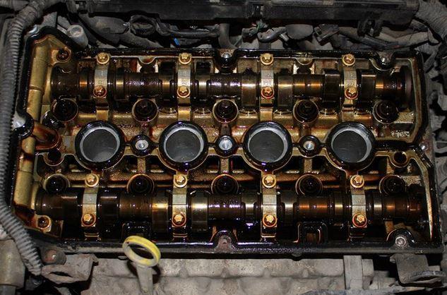 Последствия ГБО. Chevrolet Opel сервис. ремонт.