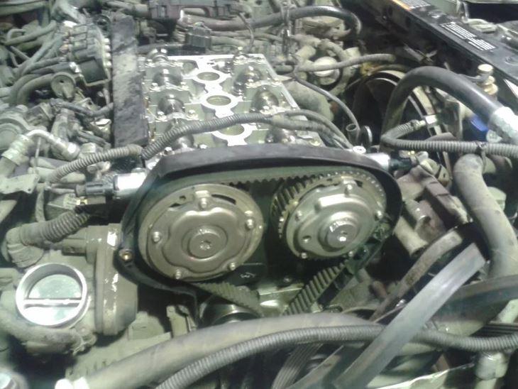 Регулировка тепловых зазоров клапанов. Последствия ГБО. Chevrolet Opel сервис. ремонт.