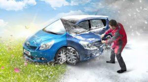 Подготовка автомобиля к зиме. Всё что необходимо сделать.