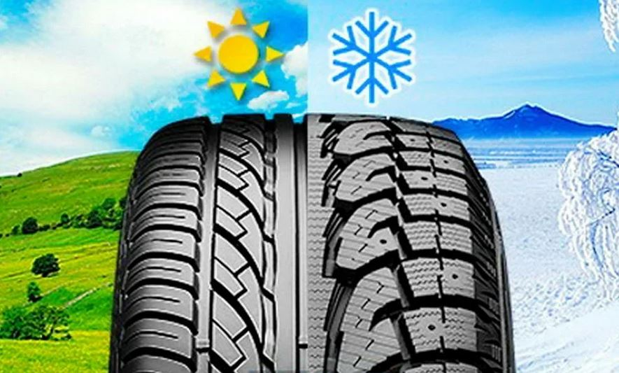 Замена летних шин на зимние. Как подготовить автомобиль к зиме.