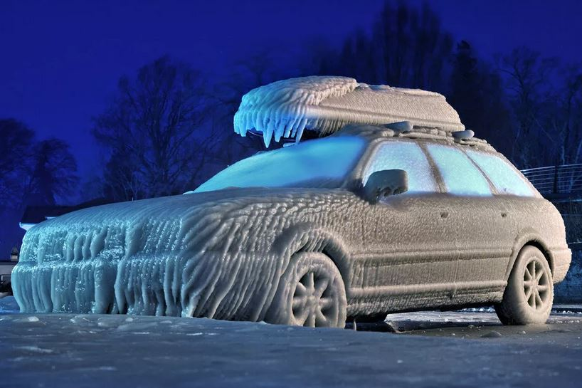 Что делать если автомобиль долго не эксплуатируется зимой?