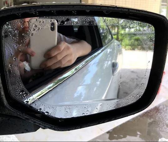 Тонировка стёкол специальной водоотталкивающей плёнкой