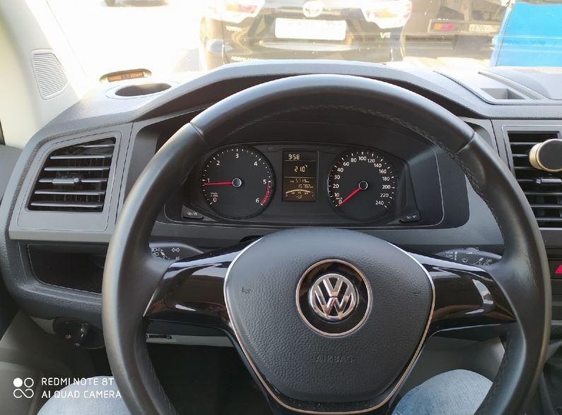 ЯндексДрайв. стоиммость и отзыв. Volkswagen Transporter
