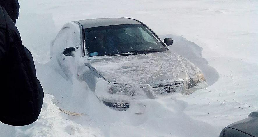 Как сохранить тепло в автомобиле? замерзжий авто