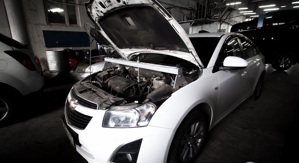 лучший сервис по ремонту Chevrolet и Opel