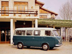 Fiat 238 – итальянская классика минивэнов