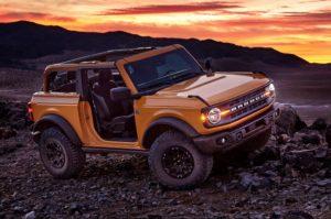 Внедорожник Ford Bronco