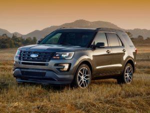 Ford Explorer характеристики и все поколения внедорожника