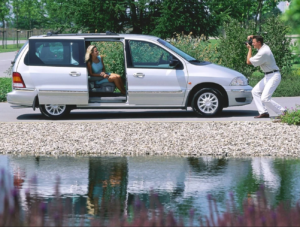 Ford Windstar классика американского семейного автомобиля