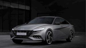 Hyundai Elantra N Line спортивная модификация