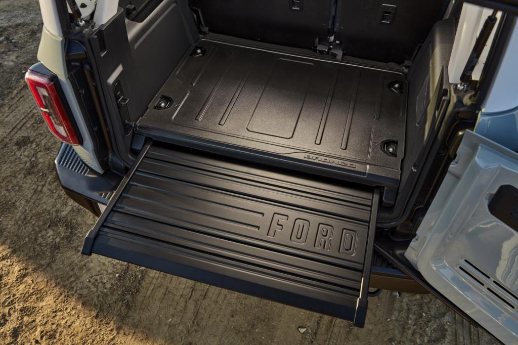 Ford Bronco багажник
