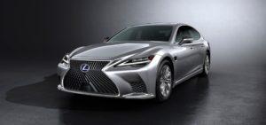 Lexus LS обновленная версия