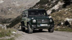 Mercedes-Benz G-Class. Детали обновлений