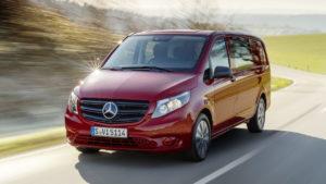 Mercedes-Benz Vito выходит на российский рынок