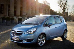 Opel Meriva. Необычно функциональный компактвэн
