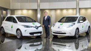 Renault-Nissan снижают стоимость электромобилей на 30%