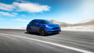 Tesla Model Y – кроссовер подешевел на $3000