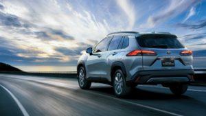 Toyota Corolla Cross 2020 потенциальный бестселлер от Toyota