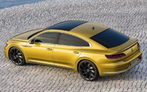Volkswagen Arteon – старт продаж в России