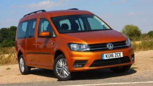 Volkswagen Caddy Maxi – немецкая практичность для семьи и работы