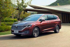 Volkswagen Viloran – минивэн бьёт рекорды продаж