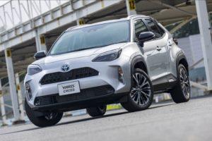 Toyota Yaris Cross  новый паркетник