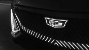 Cadillac Lyriq первый электромобиль марки